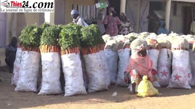 Délocalisation Marché Diogo: les commerçants très en colère dénoncent