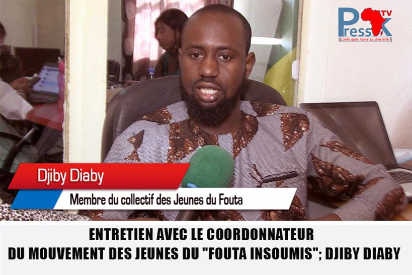 """Le coordonnateur du Mouvement """"Fouta Insoumis"""" tire sur tous les leaders politiques (Entretien Vidéo)"""