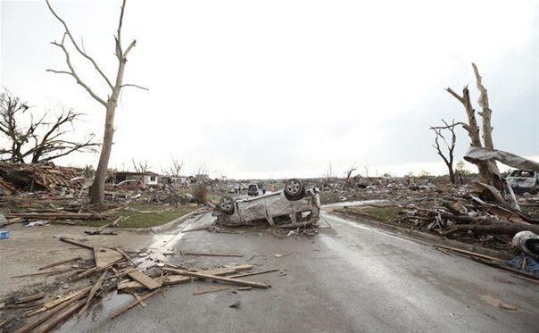 Le dernier bilan de la tornade d'Oklahoma City fait état d'au moins 24 morts (officiel)