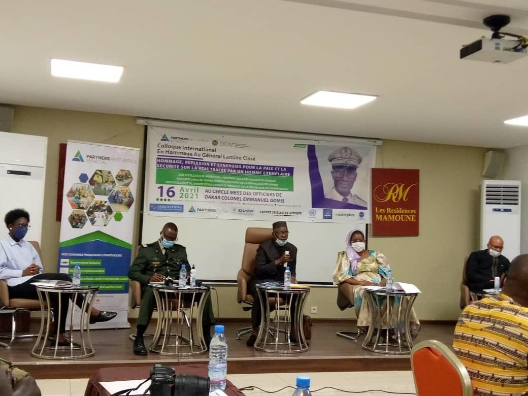 Hommage international rendu au Général Lamine Cissé : Partners West Africa annonce 5 panels simultanés et fait le point