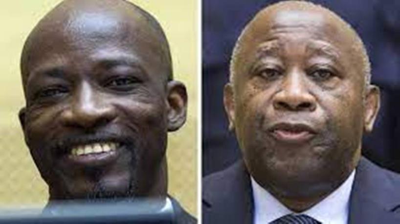 """Laurent Gbagbo et Charles Blé Goudé """"libres de rentrer en Côte d'Ivoire"""""""
