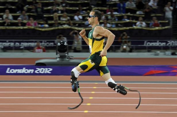 Oscar Pistorius hors-compétition pour le reste de l'année