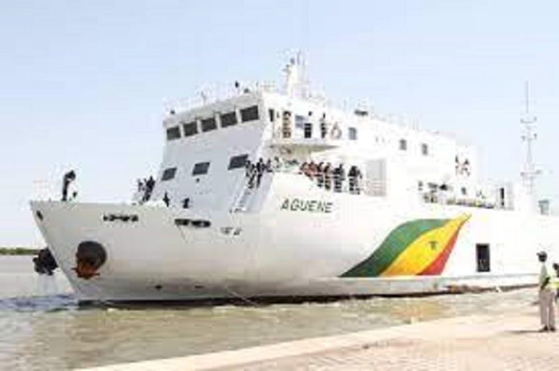 Ziguinchor: l'arrêt du bateau Aline Sitoé Diatta asphyxie l'économie de Carabane et des îles du Kassa