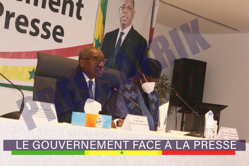 Emeutes du mois de mars: Sidiki Kaba dédouane le gouvernement, charge Sonko et Amnesty international