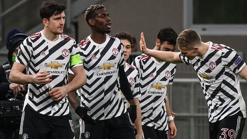 Ligue Europa : Manchester United s'impose sans briller à Grenade, Arsenal accroché par le Slavia Prague