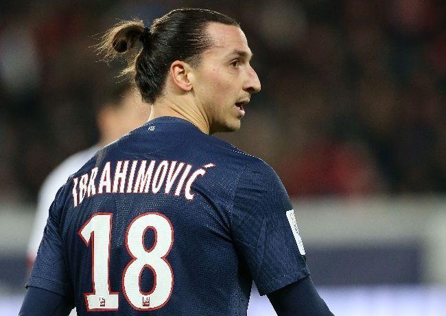 Zlatan Ibrahimovic quitte le PSG