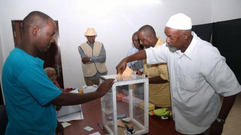 Présidentielle à Djibouti: les électeurs appelés aux urnes dans un contexte tendu