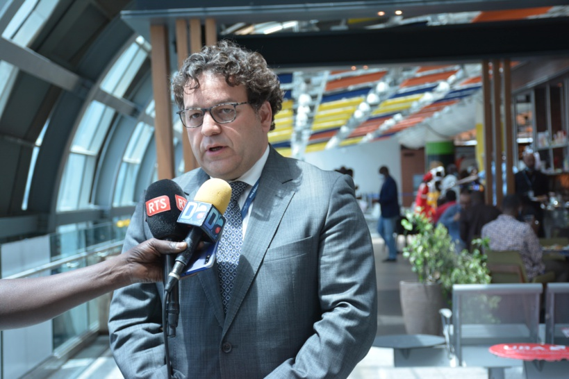 Aéroport Dakar Blaise Diagne : Espoir d'un début d'amélioration du trafic vers le mois de juillet