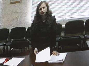 Russie: la justice refuse la demande de remise en liberté anticipée d'une des Pussy Riot
