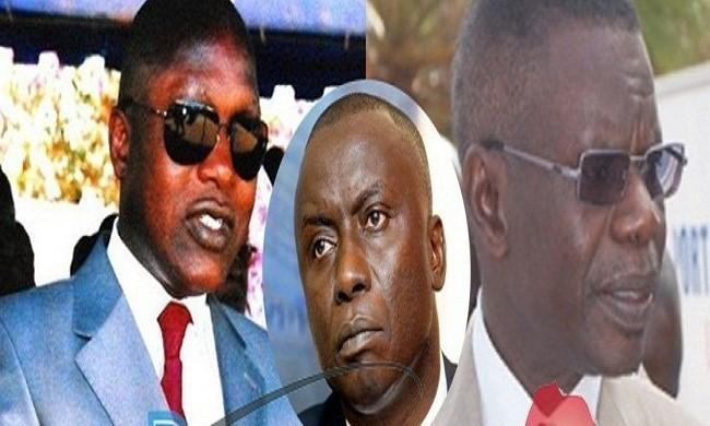 Crise Rewmi : Oumar Gueye et Pape Diouf ne désarment pas contre Idrissa Seck