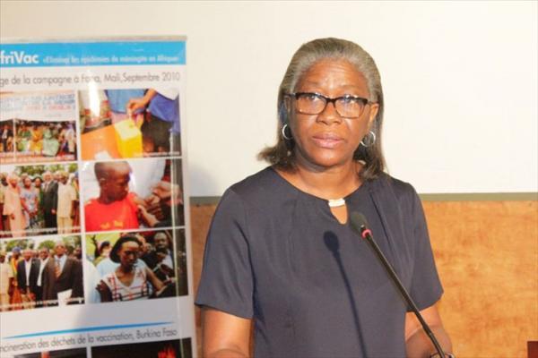 Docteur Lucile Imboua de l'OMS: «on n'a aucune preuve que le vaccin AstraZeneca est nocif»