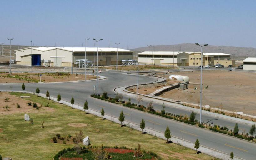 L'Iran affirme que son complexe nucléaire de Natanz a été touché par un acte de «terrorisme»
