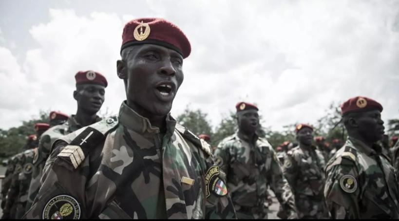 Centrafrique: l'armée reprend le contrôle de la ville stratégique de Kaga-Bandoro