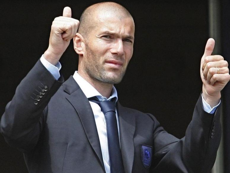 Espagne-Real Madrid: Zidane directeur sportif ?