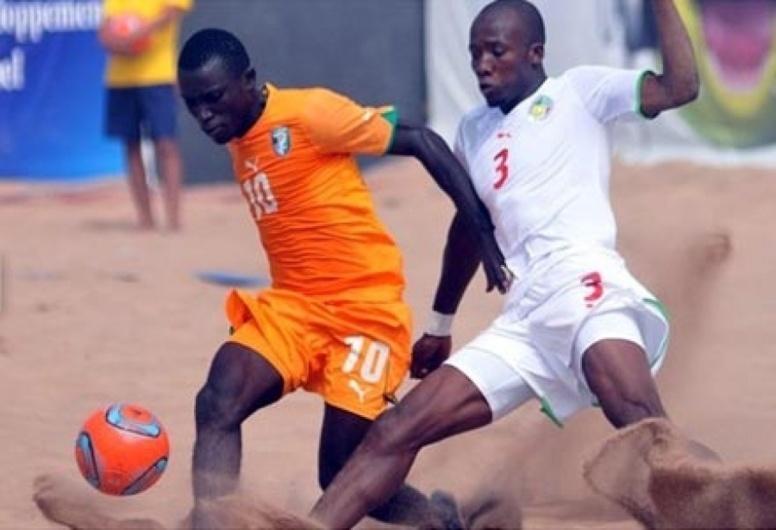 CAN Beach Soccer: le Sénégal s'incline face au Maroc (2-3) et retrouve le Nigéria en demi-finale, ce samedi