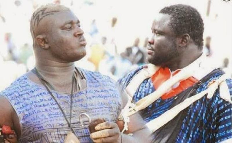 Lutte sénégalaise : le combat Eumeu Sène contre Balla Gaye 2 tombe à l'eau