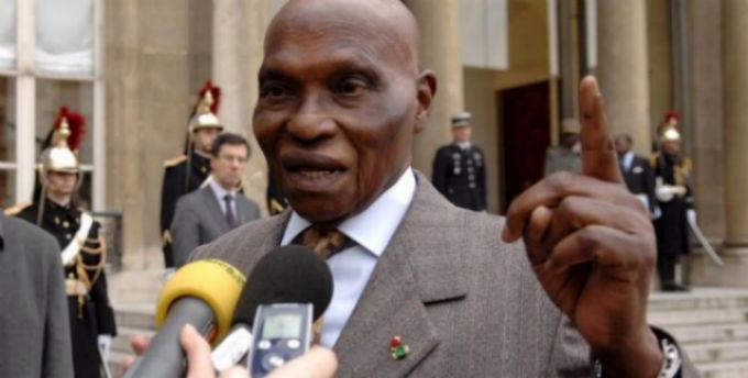 Visite à Karim: Wade père à Dakar entre le 2 et 5 juin prochain