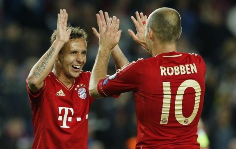 C1-Finale: Robben envoie le Bayern au paradis