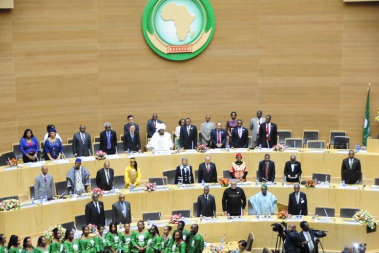 Le président Macky Sall demande une mise en place d'une force africaine