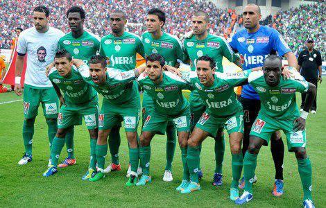 Maroc: Le Raja Casablanca champion