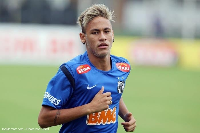 Neymar file vers le Barça