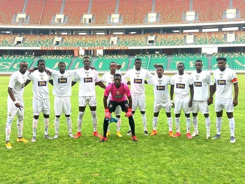 Coupe CAF : le Jaraaf domine le groupe C et s'approche des quarts de finale