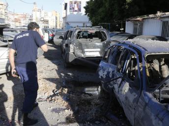 Liban: deux roquettes s'abattent sur la banlieue sud de Beyrouth, fief du Hezbollah