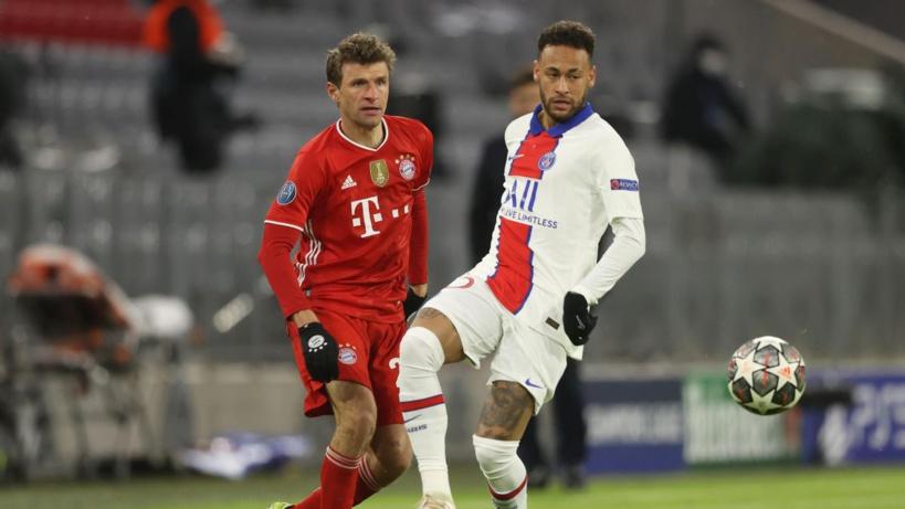 Quart de finale retour LDC: les compos officielles du PSG et du Bayern Munich