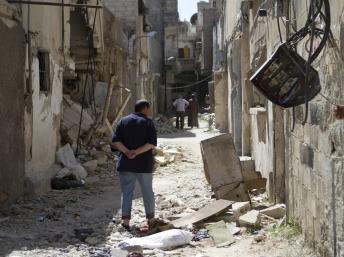 Deux journalistes du «Monde» témoignent de l'utilisation d'armes chimiques en Syrie