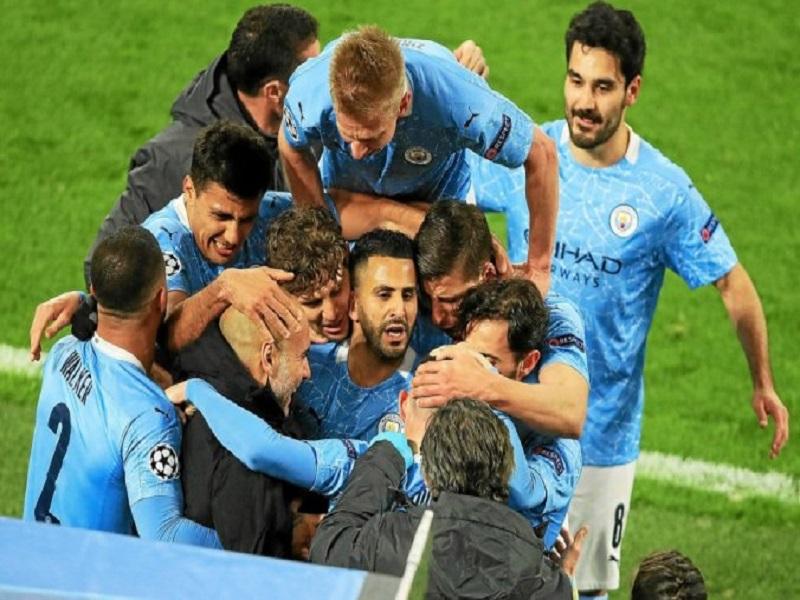 Ligue des Champions : le PSG défiera Manchester City en demi-finales