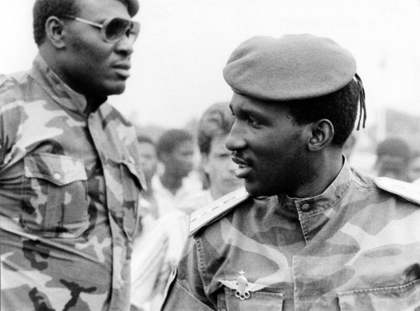 Assassinat de Thomas Sankara: sur les traces de l'insaisissable Hyacinthe Kafando