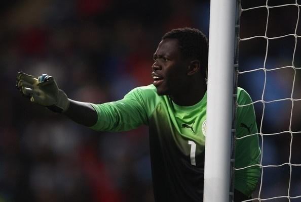 """Football-Sénégal / Angola du 8 juin : le gardien des """"Lions"""", Ousmane Mané demande aux attaquants de """"mettre beaucoup de buts"""" et aux défenseurs de """"défendre"""""""