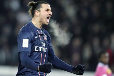 Ligue 1 : roi des buteurs, Ibrahimovic surclasse ses rivaux et rejoint Papin