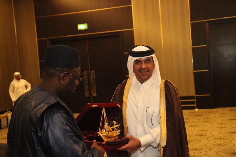 Macky Sall réitère la disposition du Qatar à assurer le recrutement des ressources humaines sénégalaises