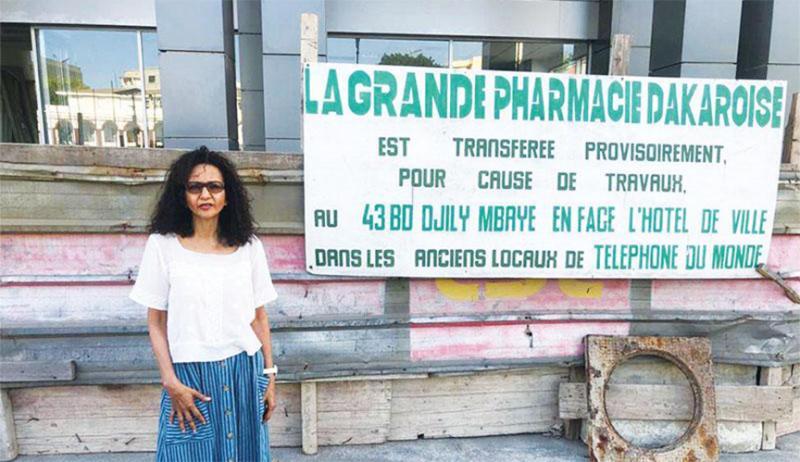 """La Cour suprême suspend le transfert de la pharmacie """"Nation"""": l'épouse de l'ancien ministre Baldé momentanément déboutée"""
