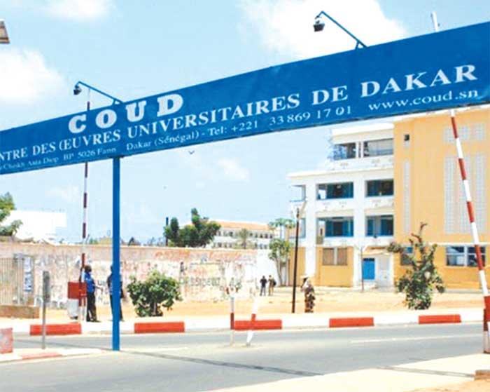 Fermeture du Campus social de l'Ucad: le Coud oppose son refus