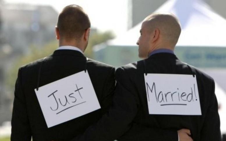 Première union gay sur le sol français: la ville de Montpellier fin prête pour fêter les mariés