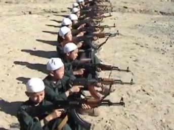 Vidéos d'enfants jihadistes: un phénomène difficile à endiguer