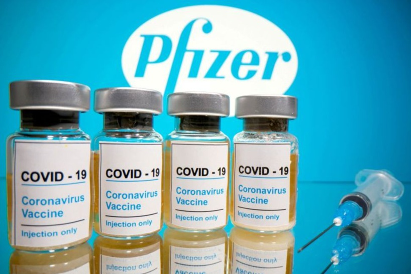 Pfizer recommande une 3e dose de ses vaccins contre la Covid-19