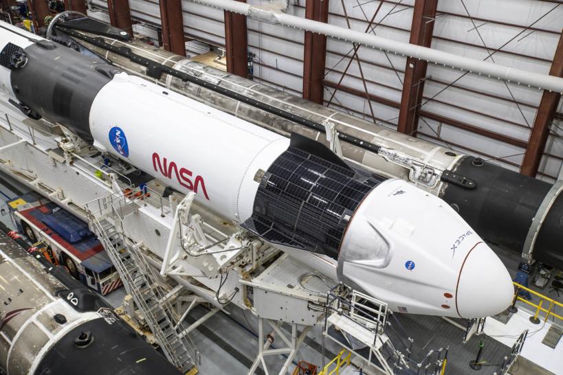 La Nasa choisit SpaceX pour sa prochaine mission vers la Lune