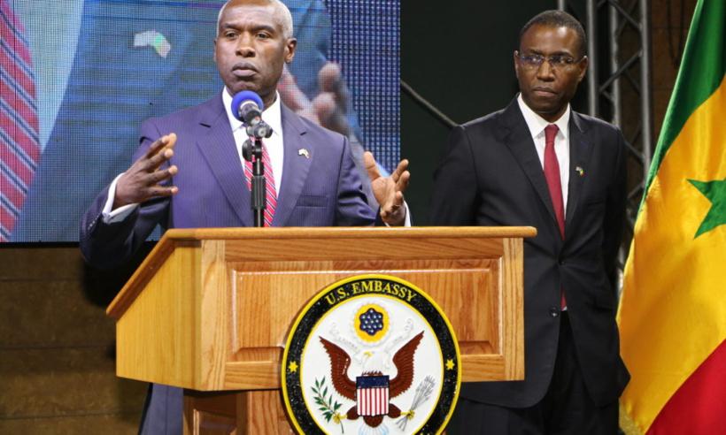 L'Ambassadeur Tulinabo Mishungi quitte le Sénégal pour l'Angola: il sera remplacé par Michael Raynor