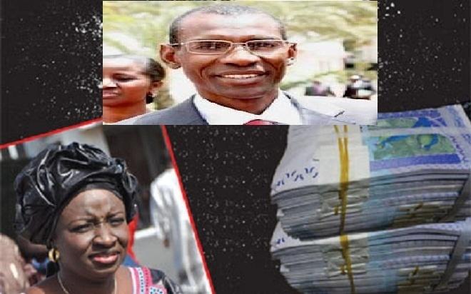 Biens mal acquis : Aminata Touré remet au ministre du Budget 3 milliards de FCFA recouvrés