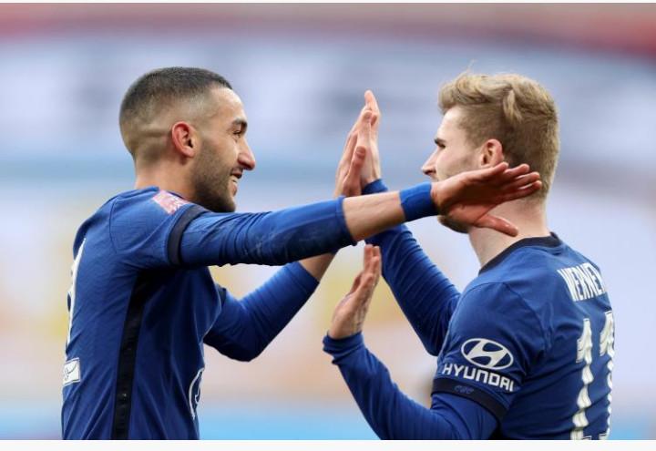 Chelsea élimine Manchester City en demi-finales de la Cup
