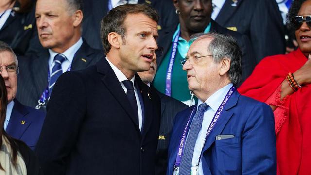 Crise football européen: l'Elysée soutient les clubs français qui refusent de participer à une Super League