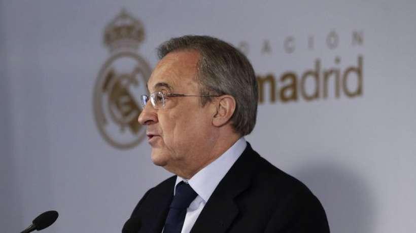 Florentino Perez, président de la Super League: les détails sur le format