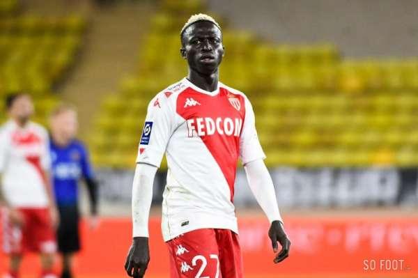 AS Monaco: Krepin Diatta et quatre autres coéquipiers positifs à la Covid-19