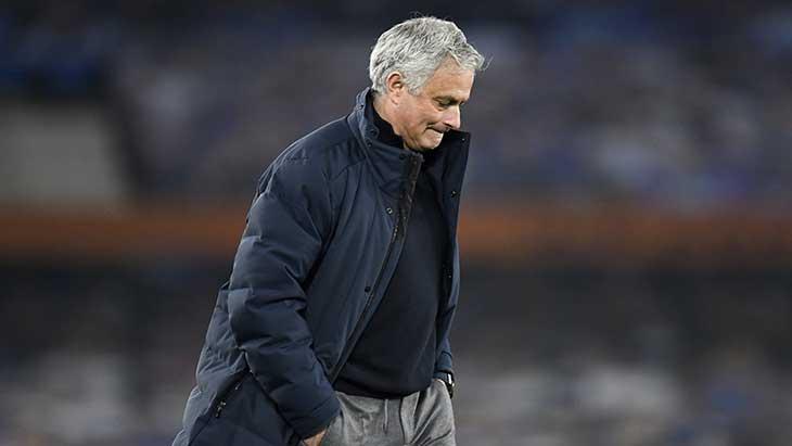 Tottenham: José Mourinho viré