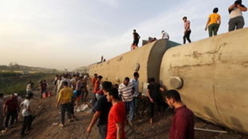 Égypte : une dizaine de morts dans un nouvel accident de train