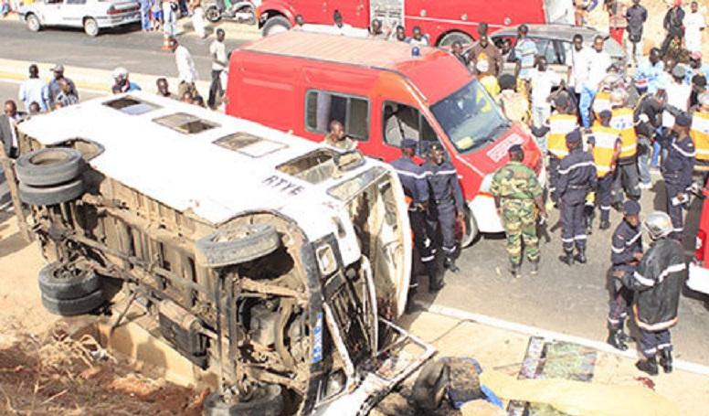 Accidents de circulation et incendies: plus de 2.800 personnes mortes en 2020 (sapeurs-pompiers)
