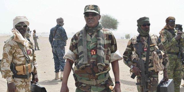 #Tchad - Les dessous de la tuerie qui a emporté le Maréchal guerrier Idriss Déby Itno, les armes à la main